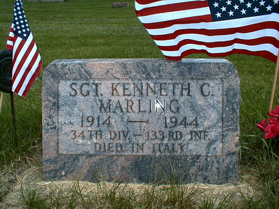 Independence, IA cemetery