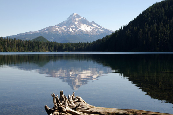 Lost Lake - Mt Hood