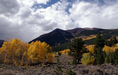 Twin Lakes - Independence Pass - Aspen 2011