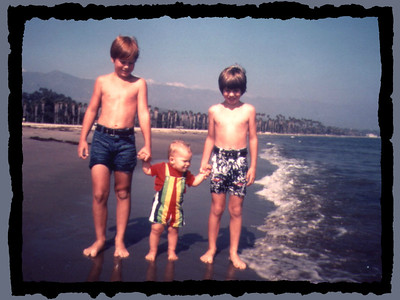 Santa Barbara, CA- 1974