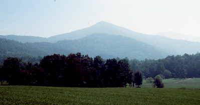 Why its called Great Smoky Mt NP.  We camped in GSMNP on our way to Athens, GA in a very hot early July of 1977 with Brett-age 4, Brad-age 11, Brian-age 12, plus Lenoard & Olive in our 19' mini-motorhome.
